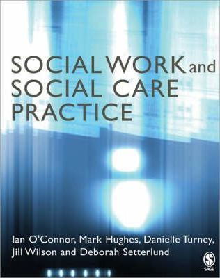 Social Work and Social Care Practice