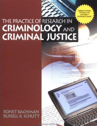 the practice of research in criminology