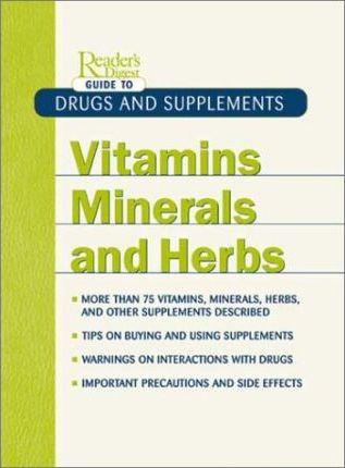 Vitamins, Minerals, and Herbs