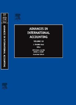 Volume 20. Advances in International Accounting