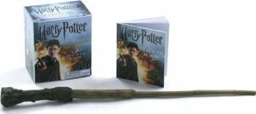 Harry Potter Wand and Sticker Book