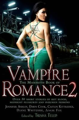 Image result for the mammoth book of vampire romance 2 book cover