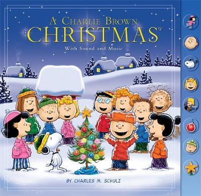 A Charlie Brown Christmas Book.A Charlie Brown Christmas With Sound And Music Charles