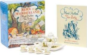 Alice in Wonderland Mad Hatter Tea Party Cover Image