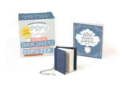The Book Lover's Cup of Tea (Miniature Edition)