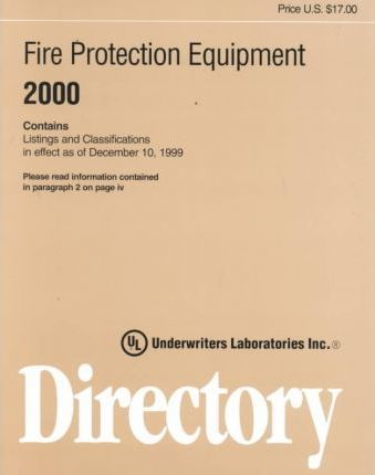 Fire Protection Equipment Directory