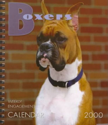 Boxers Weekly Engagement Calendar