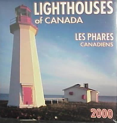 Lighthouses of Canada/Les Phares Canadiens 2000