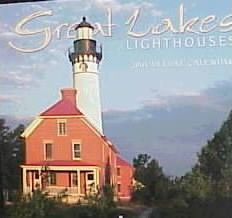 Great Lakes Lighthouses 2001 Calendar