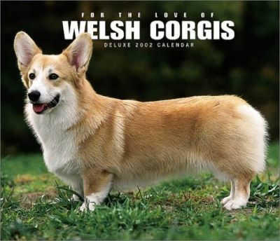 For the Love of Welsh Corgis: 2002