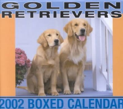 Golden Retrievers: 2002