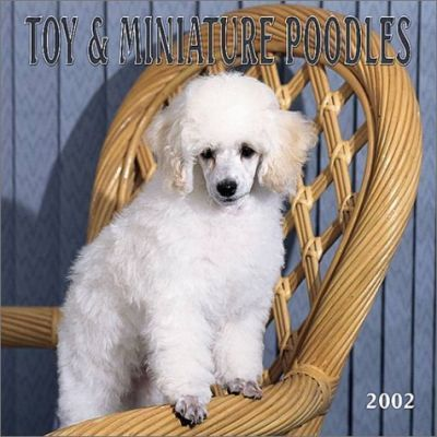 Poodles, Toy and Miniature: 2002