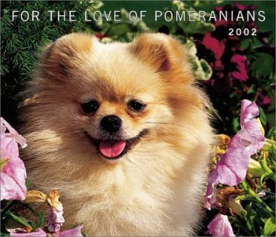 For the Love of Pomeranians: 2002
