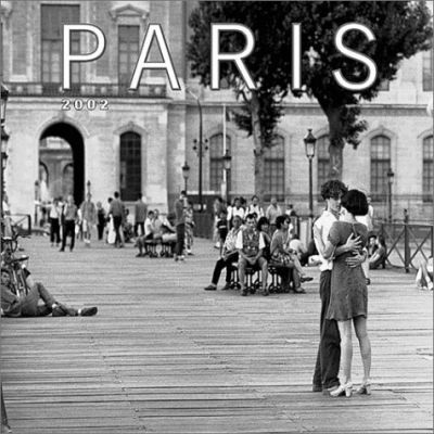 Paris (Black and White): 2002