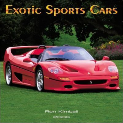Exotic Sports Cars: 2003