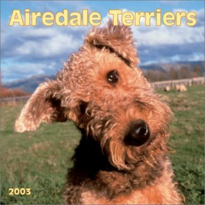 Airedale Terriers: 2003