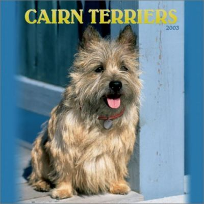 Cairn Terriers: 2003