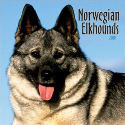 Norwegian Elkhounds: 2003