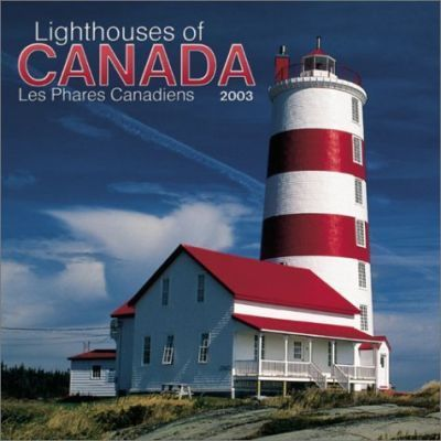 Lighthouses of Canada / Les Phares Canadiens: 2003