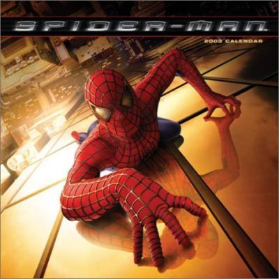 Spiderman Movie Calendar: 2003