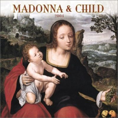 Madonna and Child Wall Calendar: 2004