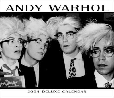 Andy Warhol Deluxe Wall Calendar: 2004