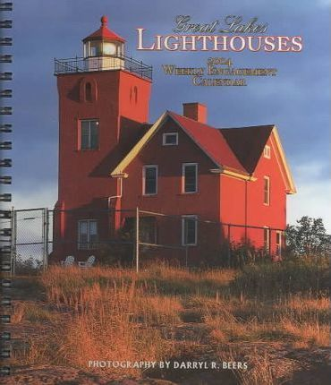Great Lakes Lighthouses Hardcover Weekly Engagement Calendar: 2004