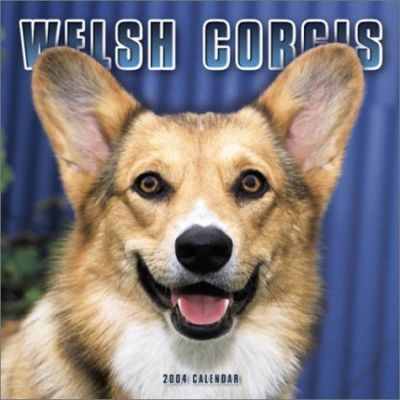 Welsh Corgis Wall Calendar: 2004