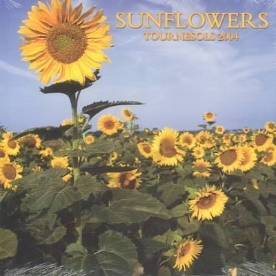 Sunflowers/Tournesols Mini Wall Calendar: 2004