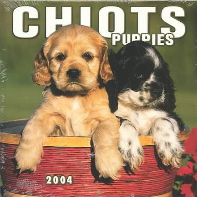 Chiots / Puppies Mini Calendar: 2004
