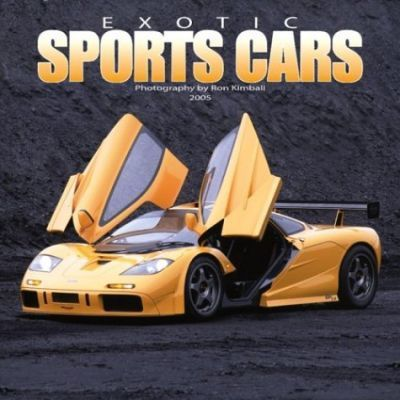 Exotic Sports Cars Wall