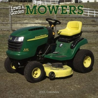 Lawn and Garden Mowers Wall