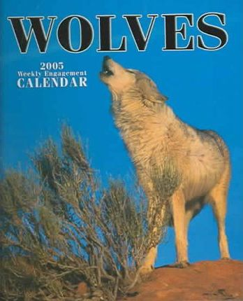 Wolves Hardcover Weekly Engagement
