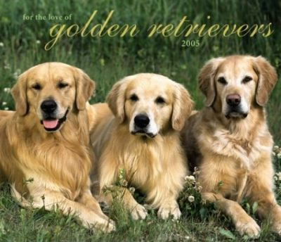 Golden Retrievers, for the Love of Deluxe Wall