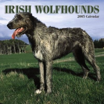 Irish Wolfhounds Wall