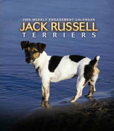 Jack Russell Terriers Hardcover Weekly Engagement