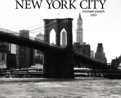 New York City Black & White Deluxe Wall