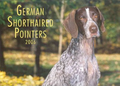 German Shorthaired Pointers 2006 Calendar