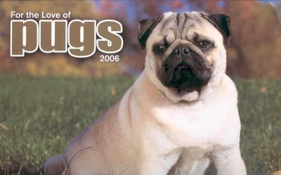 For The Love Of Pugs 2006 Calendar