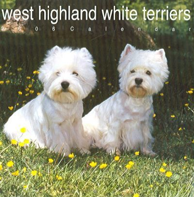 West Highland White Terriers Mini 2006 Calendar