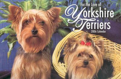 For The Love Of Yorkshire Terriers 2006 Calendar
