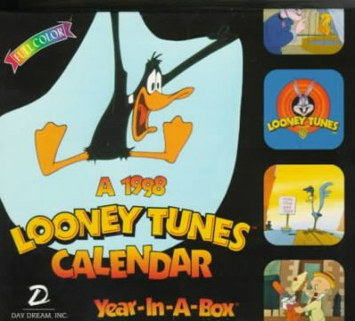 Cal 98 Looney Tunes Year-In-A-Box