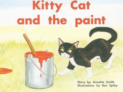 Rigby PM Plus : Individual Student Edition Blue (Levels 9-11) Kitty Cat and the Paint
