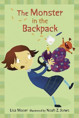 Monster In The Backpack (Candlewick Sparks)