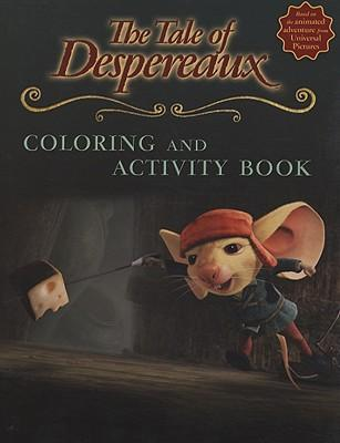 Coloring page The Tale of Despereaux 1 | 400x307
