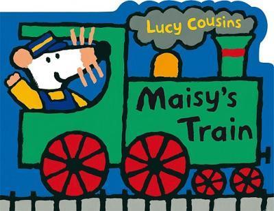 Maisy's Train : A Maisy Shaped Board Book