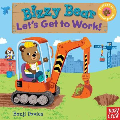 Bizzy Bear Let's Get to Work!