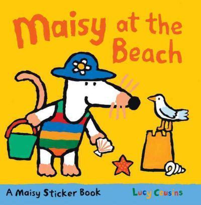 Maisy at the Beach: A Sticker Book