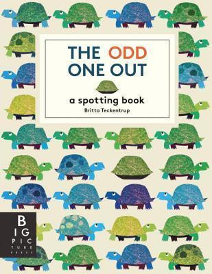 The Odd One Out: A Spotting Book