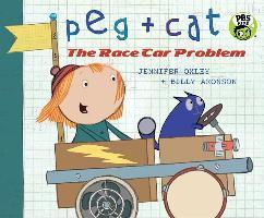 Peg + Cat: The Race Car Problem